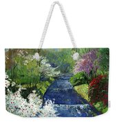 Germany Baden-baden Spring Weekender Tote Bag
