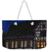 Germany Ulm Fischer Viertel Moonroofs Weekender Tote Bag
