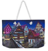 Germany Ulm Fischer Viertel Weekender Tote Bag