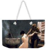 Gerome: The Bath, 1880 Weekender Tote Bag
