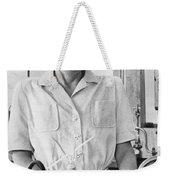 Gerty Theresa Cori Weekender Tote Bag