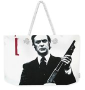 Get Carter 2013 Weekender Tote Bag by Luis Ludzska