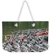 Get Ready To Ride Weekender Tote Bag