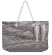 Get Your Feet Wet Weekender Tote Bag