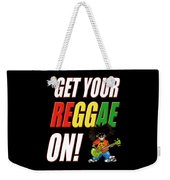 Get Your Reggae On Weekender Tote Bag