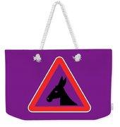 Getting Bigstock Donkey 171252860 Weekender Tote Bag
