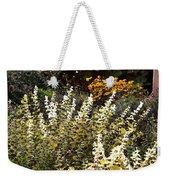 Lost In The Flower Garden Weekender Tote Bag