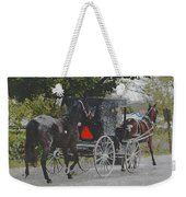 Getting The New Horse Home Weekender Tote Bag