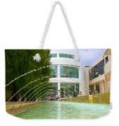 Getty Museum Architecture II Weekender Tote Bag