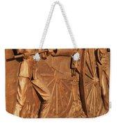 Gettysburg Bronze Relief Weekender Tote Bag