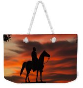 Gettysburg - Gen. Meade At First Light Weekender Tote Bag