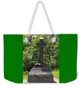 Gettysburg Irish Brigade Monument Weekender Tote Bag