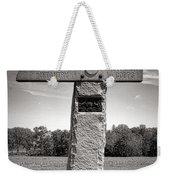 Gettysburg National Park 142nd Pennsylvania Infantry Monument Weekender Tote Bag