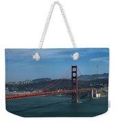 Gg San Francisco Weekender Tote Bag