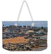 Ghana Africa Weekender Tote Bag