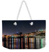 Ghirardelli Square At Night Weekender Tote Bag