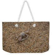 Ghost Crab Weekender Tote Bag
