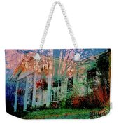 Ghost House Bold Weekender Tote Bag