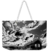 Ghost House Weekender Tote Bag