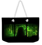 Ghost In The Window No. 2 Weekender Tote Bag