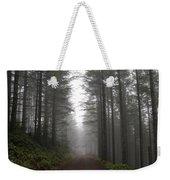 Ghost In The Woods Weekender Tote Bag
