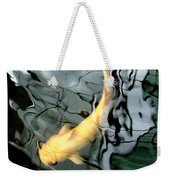 Ghost Koi Carp Fish Weekender Tote Bag