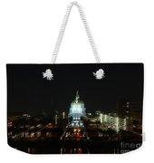Ghost Lights Of Pa State Capital   # Weekender Tote Bag