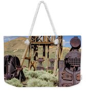Ghost Mine Weekender Tote Bag