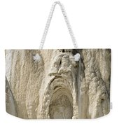 Ghost Of Mammoth Hot Springs Weekender Tote Bag