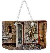 Ghost Of Time Weekender Tote Bag