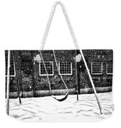 Ghost On A Swing Weekender Tote Bag