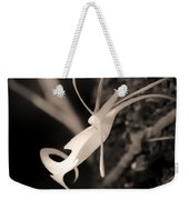 Ghost Orchid At First Light Weekender Tote Bag