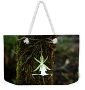 Ghost Orchid Of The Fakahatchee Strand Weekender Tote Bag