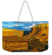 Ghost Ranch At Sunset, Abiquiu, New Weekender Tote Bag