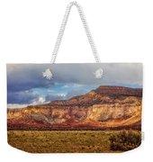 Ghost Ranch Red Weekender Tote Bag