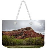 Ghost Ranch View Weekender Tote Bag