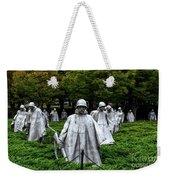 Ghost Soldiers Weekender Tote Bag