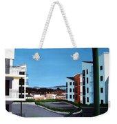 Ghost Town Weekender Tote Bag