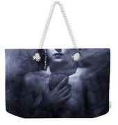 Ghost Woman Weekender Tote Bag by Scott Sawyer