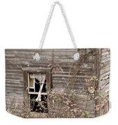 Ghostly Abndoned House Weekender Tote Bag