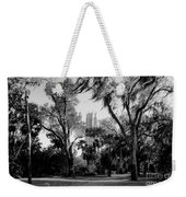 Ghostly Bok Tower Weekender Tote Bag