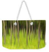 Ghostly Forest Weekender Tote Bag