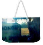 Ghostly Haze Weekender Tote Bag