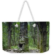 Ghostly Reminder Weekender Tote Bag