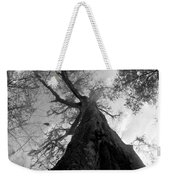 Ghostly Tree Weekender Tote Bag