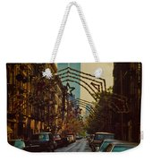 Ghosts Weekender Tote Bag