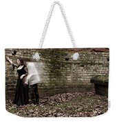 Ghosts In The Crypt Weekender Tote Bag