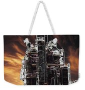 Ghosts Of Industy Past Weekender Tote Bag