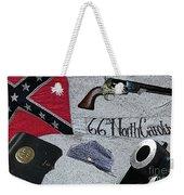 Ghosts Of The Confederacy Weekender Tote Bag