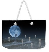 Ghosts On The Common Weekender Tote Bag